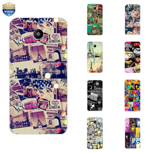 Phone Case For MEILAN E M2 M3 Mini Shell Meizu M1 M2 M3 Note Back Cover MX4 Pro 5 6 MX5 MX6 Metal Soft TPU Puzzle Design