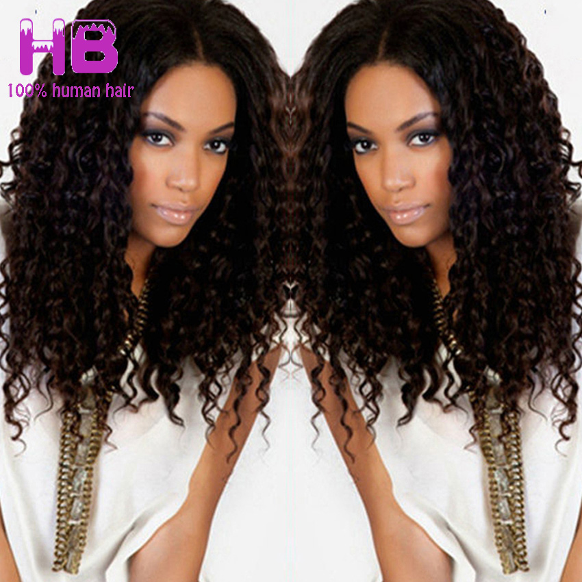 3 Bundles Brazilian Virgin Hair Kinky Curly 8A Unprocessed Brazilian Afro Kinky Curly Hair Weaves Curly Human Hair Extension #1B<br><br>Aliexpress
