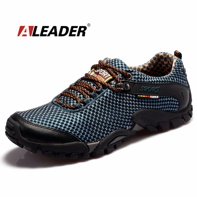New Summer Autumn Breathable Walking Shoes Mens Outdoor Shoes   2017 Casual Mens Walking Shoes zapatillas chaussure homme<br><br>Aliexpress