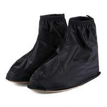 Buy Hot-a pair Waterproof Shoes Cover Rain Men Reusable Rain Boots Flat Rain Rain Gear for $3.95 in AliExpress store