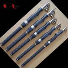 1.8m 2.1m 2.4m 2.7m 3.0m mini fishing rod  telescopic fishing spinning rod fishing tackle