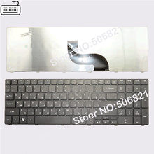 original Russian Keyboard For Acer Aspire 5740 5536 5536G 5738 5738g 5810 5810T 7735 5336 5410 5532 5252 5742G 5742Z RU keyboard(China)
