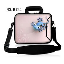Pink Lizard Laptop Shoulder Bag 11.6 13.3 15.6 inch Sleeve Cover Netbook Handbag Case for MacBook Air Pro 11 12 13 15 Asus HP