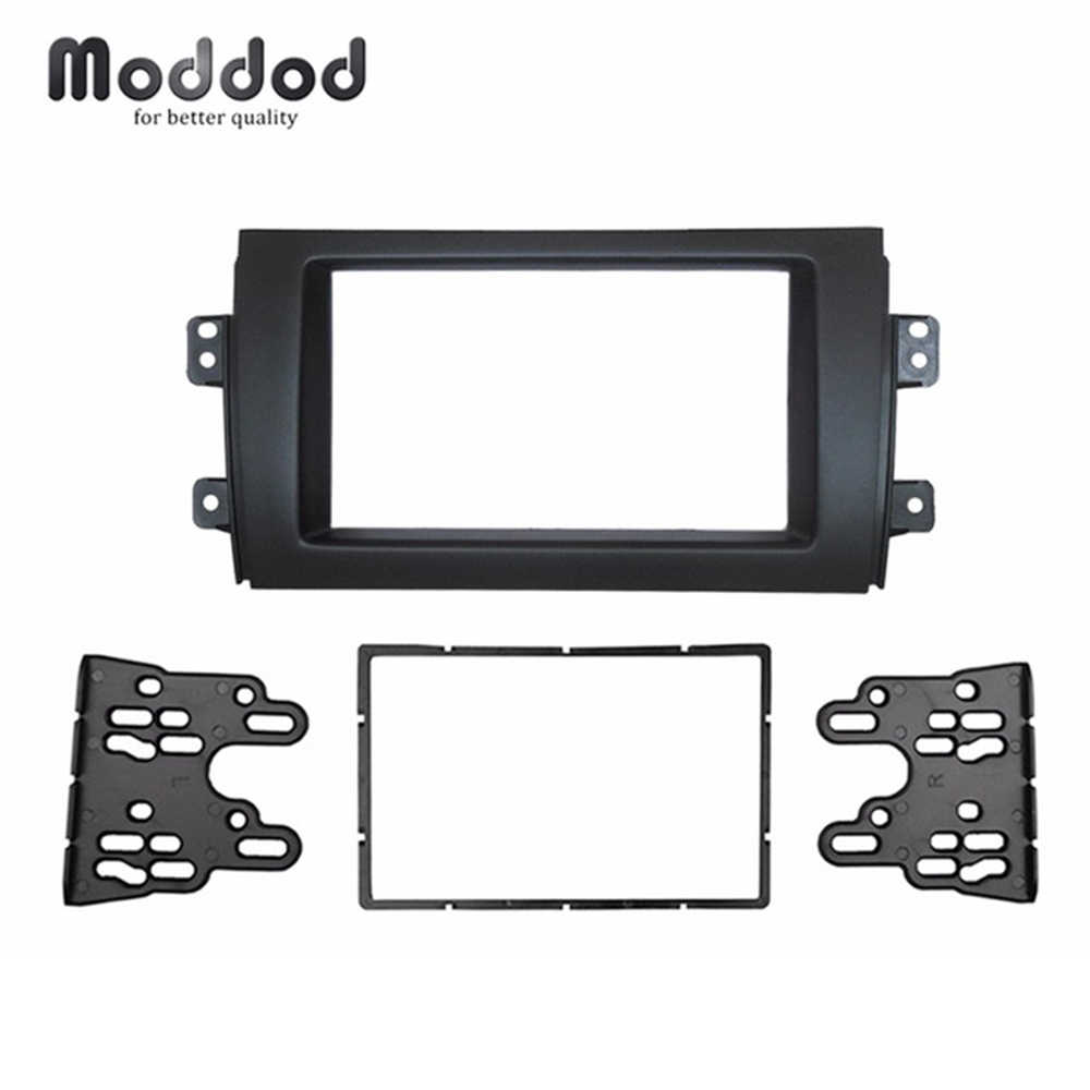 Awesome Detail Feedback Questions About Double Din Fascia For Suzuk Sx4 Fiat Wiring 101 Mentrastrewellnesstrialsorg