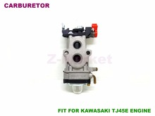 Carburetor 15004-0708  for KAWASAKI TJ45E Brush Cutter.Grass Trimmer.Lawn Mower.Gasoline Engine Garden Tools Spare Parts