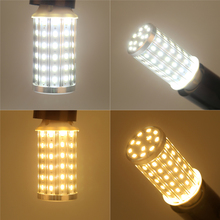 SMD5730 LED Corn Lamp 6Emitting Diodes Indoor Livingroom Bedroom Bulb Light 15W E27 White/Warm White UC# - Shenzhen Tool Top Store store
