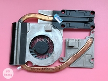 NPPGP 0NPPGP for DELL INSPIRON 7520 5520 Cpu Cooling fan Heatsink Assembly Radiator Cooler Works