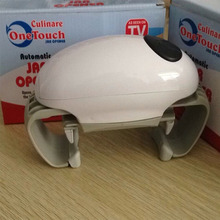 One touch automatic can opener electric lid opening device suitable for all kinds of canned(China)