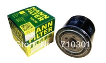 Hot sales, free shipping fee MANN oil filter W811/80 for KIA
