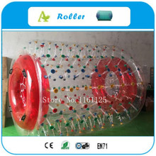 Free Shipping TPU Inflatable Water Ball Price,Water Roller,Inflatable Hamster Ball For Kids(China)