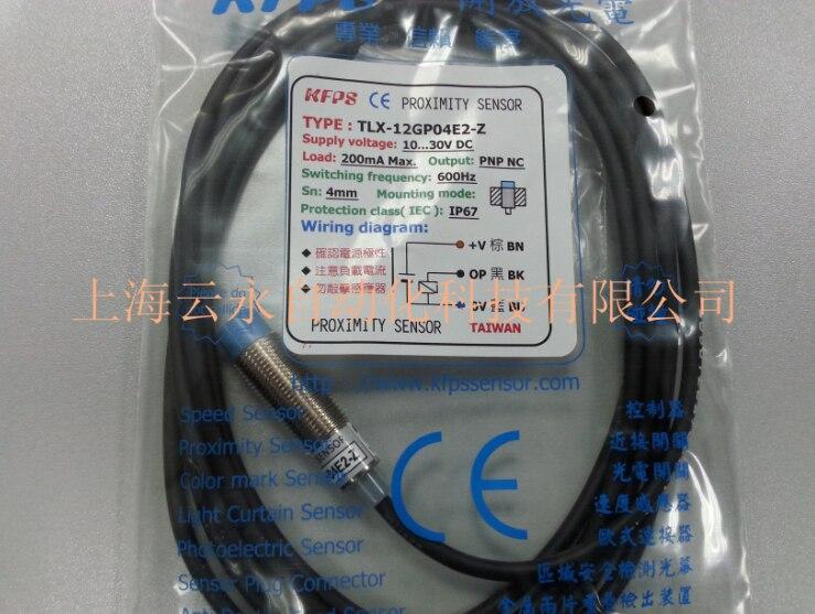 NEW  ORIGINAL TLX-12GP04E2-Z  Taiwan kai fang KFPS twice from proximity switch<br>