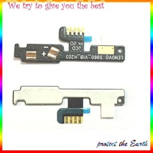 10pcs/lot Original Speaker ringer Buzzer Flex Cable FPC For Lenovo S960 Mobile Phone buzzer Flex Cables Free Shipping