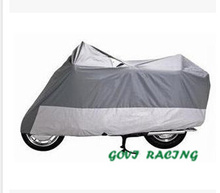 Heated Motorcycle Cover xl  Waterproof Dustproof Scooter Cover UV resistant Heavy Racing Bike Cover  cubre motos bike cover