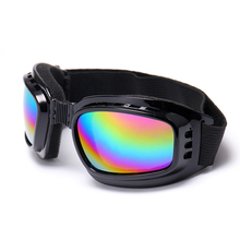 Protection Airsoft Goggles Tactical Paintball Clear Glasses Wind Dust Motorcycle arrival(China)