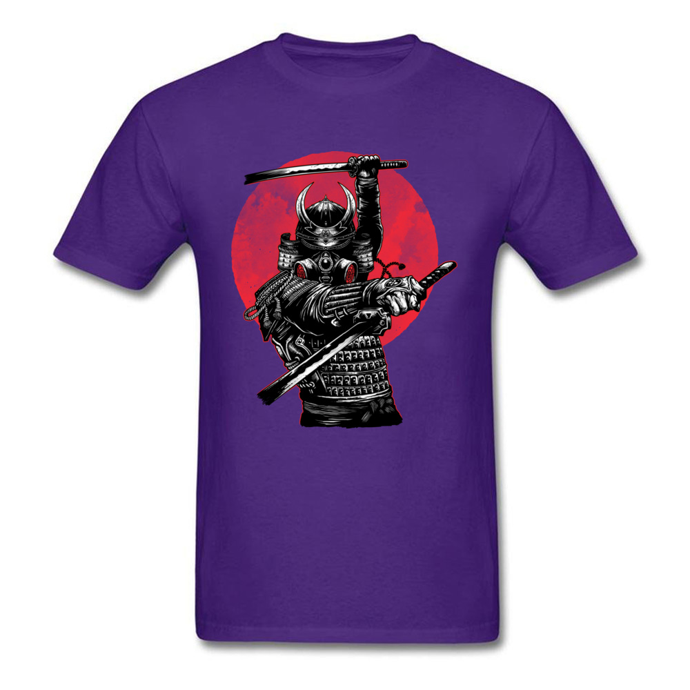 RONIN Crew Neck T Shirts Summer Tops & Tees Short Sleeve Discount 100% Cotton Geek Tops Tees Normal Mens Wholesale RONIN purple