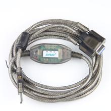 New USB programming cable USB-1747-CP3 FTDI FT232RL, for Allen Bradley SLC500 series PLC SLC503/504/505 RS232 interface