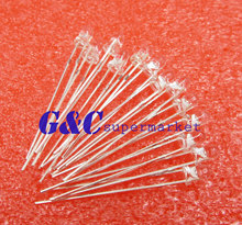 10pcs PD204-6C  PHOTODIODE PIN IR 3MM 940NM SPEED LED Water clear