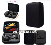 New Carry Travel Storage Protective Bag Case for GoPro HERO 3 2 1 Camera Just for you