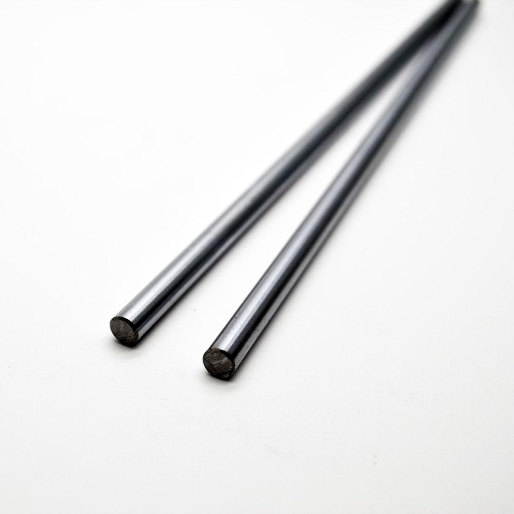 2pcs/lot Cnc Linear Shaft Chrome OD 16mm L 500mm WCS Round Steel Rod Bar Cylinder Linear Rail<br><br>Aliexpress