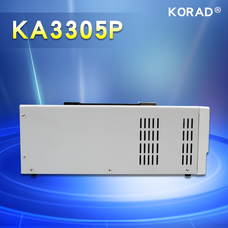 KORAD KA3305P - Programmable Precision Variable Adjustable 30V, 5A DC Triple Linear Power Supply Digital Regulated Lab Grade (3)