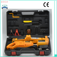 fast shipping 12v electric auto lift jack with new strong package(China)