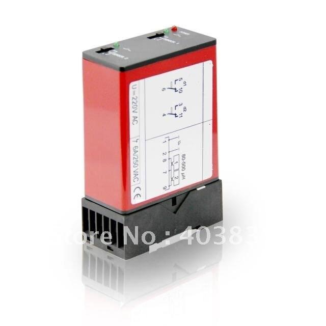 Freies verschiffen doppel Kanal Schleifendetektor fur Parkmanagement und Mautsystem 220 V 110 V 12 V 24 V  parking system<br>