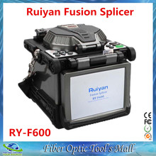 DHL Free Shipping Ruiyan RY-F600 Fusion Splicers Fiber Optic(China)