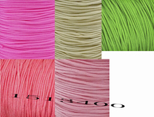 Bxd00663  wire 1mm Hot!!! Free Hot 90M Nylon Macrame Cords DIY Braided Bracelet Beading Threads  **