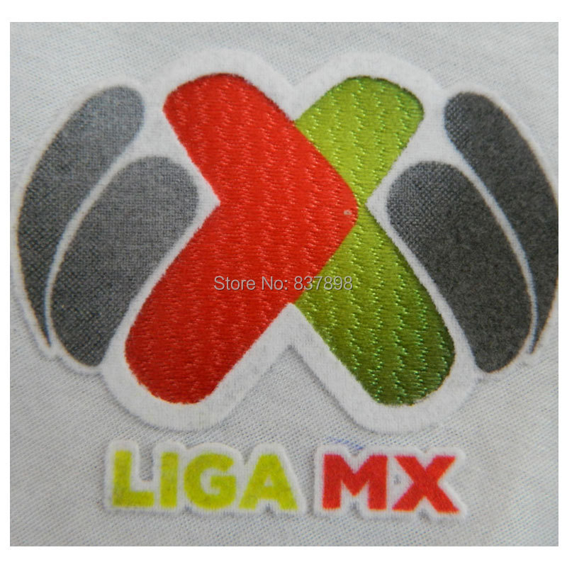 LIGA MX 2014-2015 SOCCER JERSEY SLEEVE BADGE MEXICO HQ PARCHE(China (Mainland))