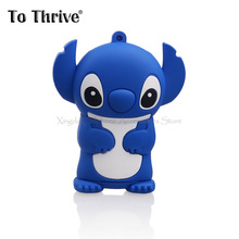 Stitch Power Bank 4000mAh External Battery Charger Lively Lovely Carton Phone - Xingda Cellphone Accessories Store store