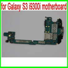 with Android System Logic Boards,for Samsung Galaxy S3 neo+ i9300i Motherboard,Original unlocked for Galaxy S3 i9300i Mainboard(China)