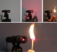 Red Laser Pointer 301 10000mW High Powered Adjustable Focus Burning Match Lazer Pointers Pen with Safe Key(China)