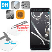 tempered glass screen protector for BQ AQUARIS M4.5 M5 M5.5 E4 E4.5 E5 E6 glass tempered protective film phone case projector 9H