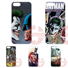 Dc Comics Batman Joker Batman Comic Book For Asus ZenFone 2 ZE551ML 3 ZE552KL 5 6 Laser ZE550KL Selfie Go ZC500TG Print Case