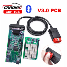 CDP TCS pro with bluetooth 2015.3/2014.R2 With keygen Tcs plus For Cars/Truck/Generics diagnostic-tool same as MVD Multidiag pro