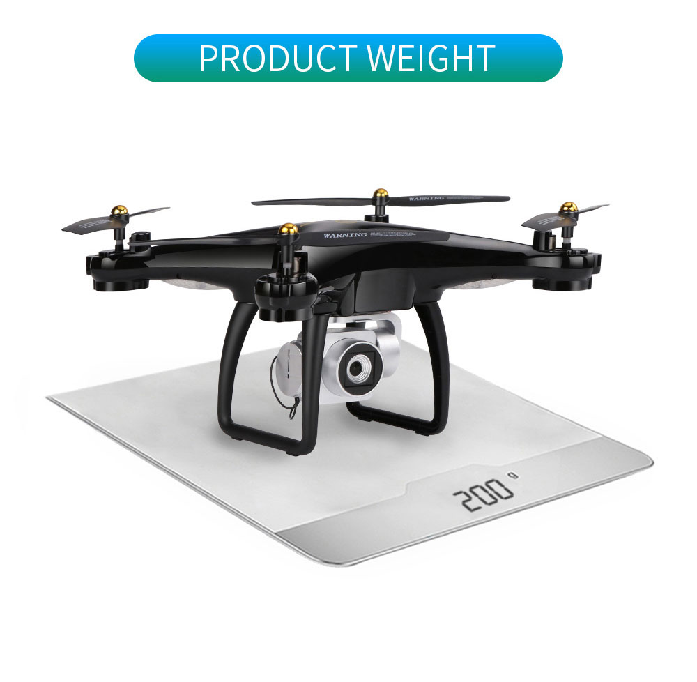 JJRC H68G GPS Drone With Camera 1080P HD 5G Wifi FPV Quadrocopter RC Helicopter Professional Dron Compass Auto Follow Quadcopter 24