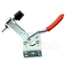 1Pc New Hand Tool Toggle Clamp Horizontal Clamp GH-201B Quick Release Tool #G205M# Best Quality