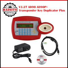 Most Powerful and Professinal AD90 AD 90 Transponder Key Duplicator Plus AD90 key programmer High Quality Lowest Price(China)