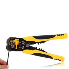 Professional Automatic Wire Striper Cutter Stripper Crimper Pliers Terminal Hand Tool Cutting and Stripping Wire