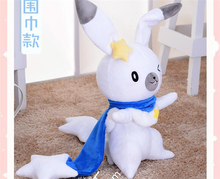 VOCALOID miku Snow Bell bunny rabbit blue doll lovely toy cosplay accessory birthday gift Free Shipping(China)