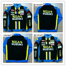 2017 F1 Racing Embroidery Cotton Jacket Suit Nascar Moto Car Team 0023(China)