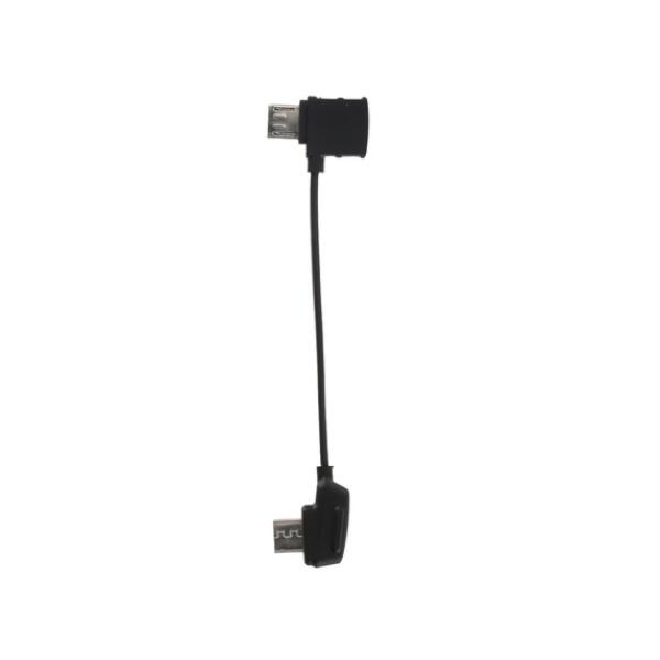 Remote Control Data Connected Cable Line Wire to Mobile Tablet Micro USB Connector For DJI Mavic Pro RC Drone FPV