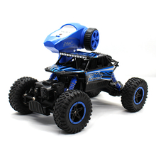 2.4G 4WD Electric RC Car Rock Crawler Remote Control Toy Cars On The Radio Controlled 4x4 Drive Toys For Boys Kids Gifts 1803