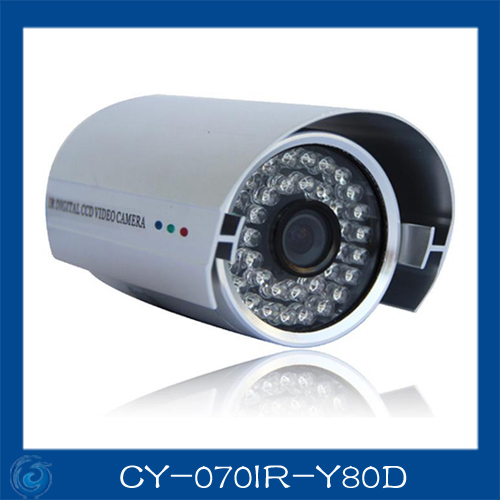 1/3SONY 700TVL camera with 36pcs IR LED waterproof outdoor camera.CY-070IR-Y80D<br><br>Aliexpress