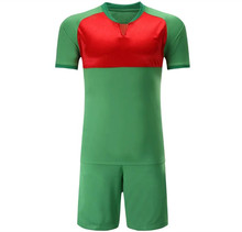 ZMSM Mens Football Jerseys Kit Training survetement football 2017 Stitching design Soccer Jersey Customized Sports Kits AL17026(China)