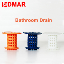 DMAR Pool bath Basin Hair Collector Filter Debris Filter Tool Skimmer Silicone Pool Cleaning Equipment Accessorues 2017 New(China)