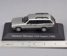 1/43th DiecastChevrolet Diplomata 4.1/S Caravan(1988) Car Vehicle Collectible Model Car Kids Toys brinquedo Gifts