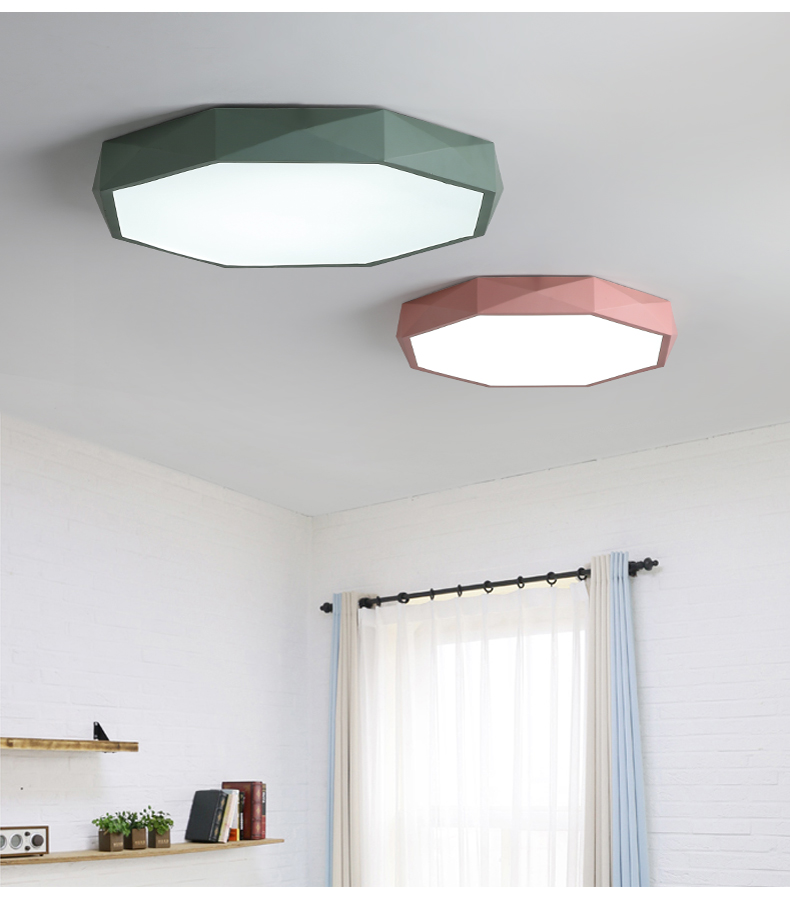 2019 Kids Room Lights Children Dimmable Ceiling Lamp Baby Ceiling ...