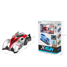 1 PC New Arrival Wall Climbing Climber RC Racer Radio Remote Control Racing Car Toy Kid Boys Gift VBE61 T30