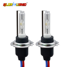 Buy One Pair AC 35W H7 Xenon H1 H3 H11 H8 H9 9005 HB3 9006 HB4 cnlight HID Xenon Bulb 4300k 5000k 6000k HID Lamp Car Headlight for $11.13 in AliExpress store